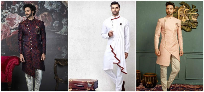 Here's All the Angrakha Inspiration to Ace your Groomswear Game