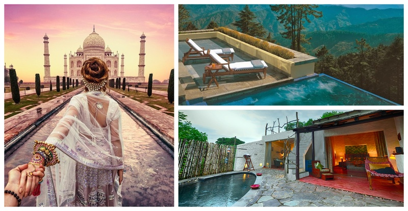 10 breathtakingly beautiful & romantic places for your honeymoon around Delhi NCR!