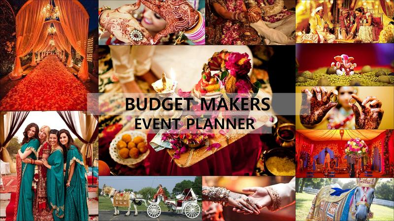Budgetmakers | Lucknow | Wedding Planners
