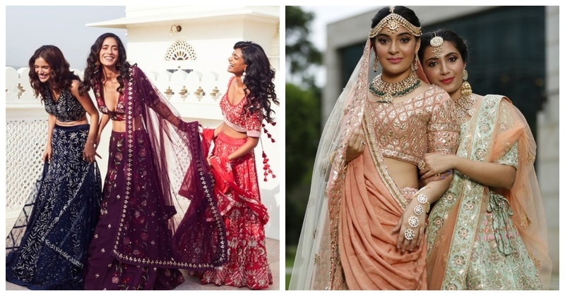 3 Stores Where you can Rent a Designer Lehenga