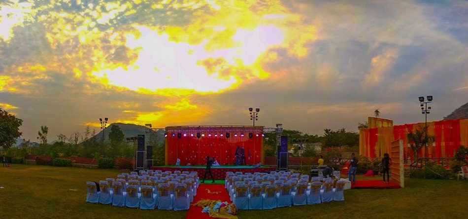 Amet Bagh - A Wedding Garden Kodiyat Road Udaipur - Banquet Hall