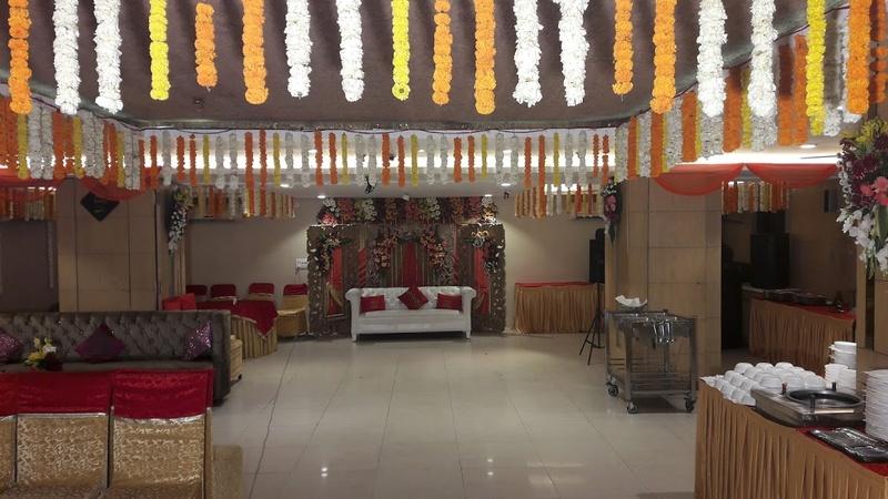 JRD Luxury Boutique Hotel Safdarjung Delhi - Banquet Hall