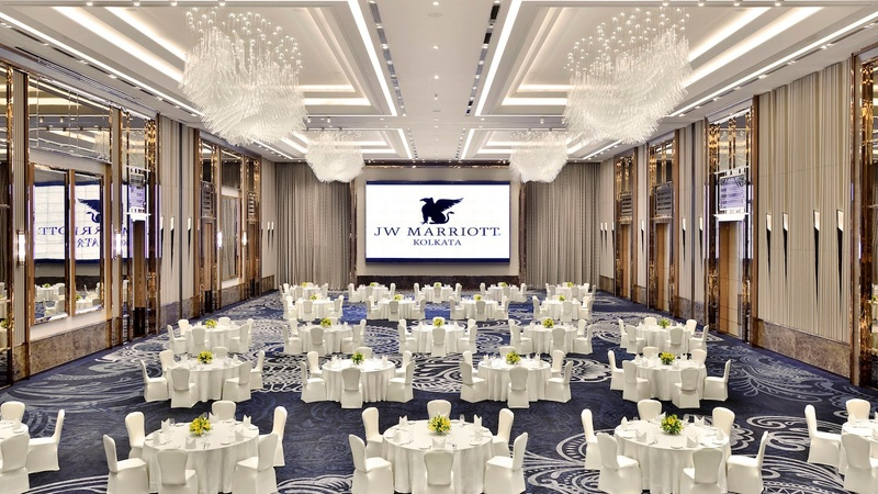 JW Marriott Tangra Kolkata - Banquet Hall