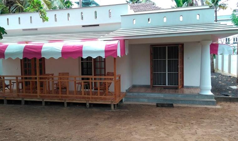 Peyoli's Place Cherai Kochi - Wedding Lawn