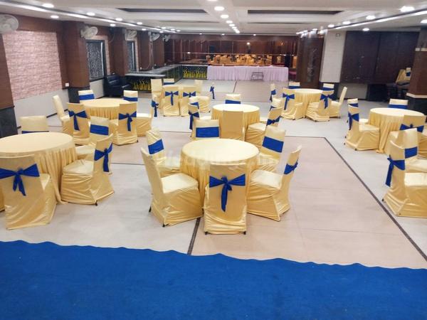 Hotel Simran Pride Devendra Nagar Raipur - Banquet Hall