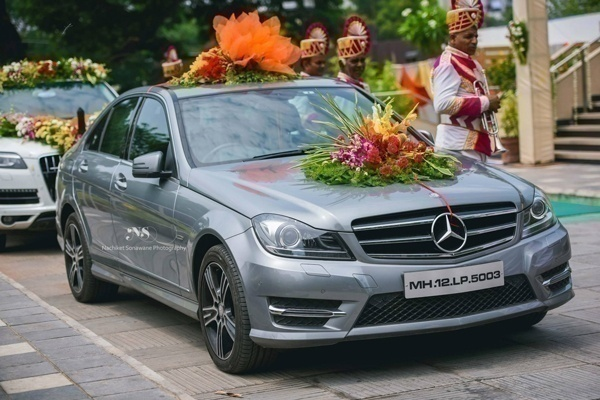 car decoration for wedding indian wedding car decoration ideas that are and 2444