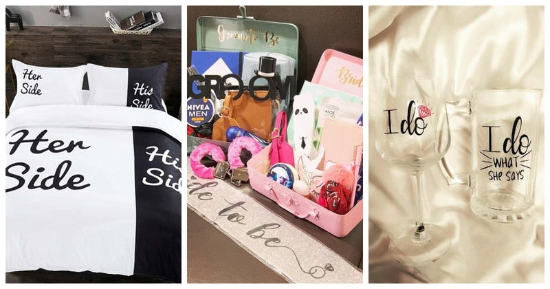 7 Personalised Gift Ideas for To-be Weds