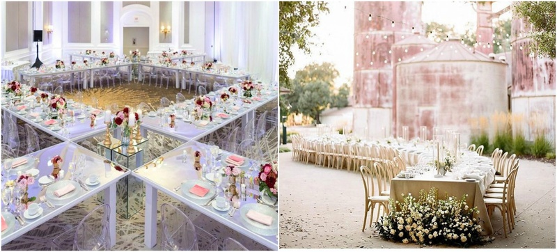 7 Splendid Seating Ideas for Wedding Reception