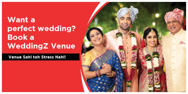 Why Book a WeddingZ.in Venue for a Great Event?