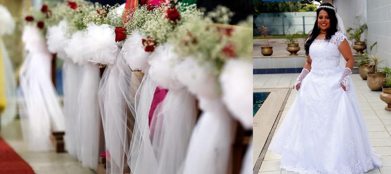 Mukund & Dona Mumbai : A Wonderful Christian Marriage with Inspirational Decor