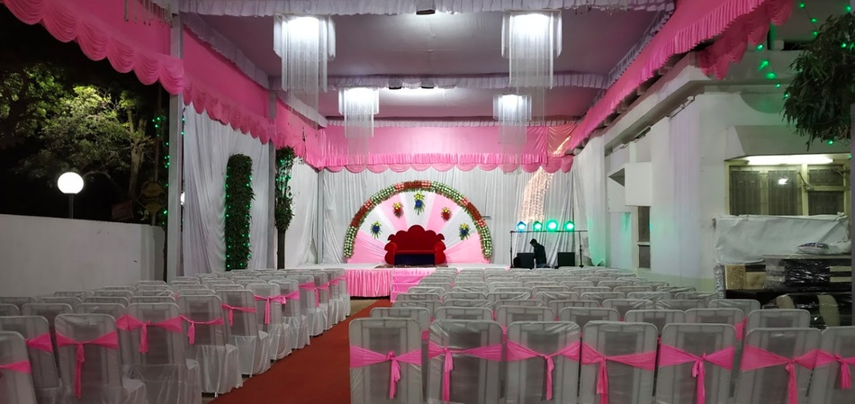 BDR Guest House Alambagh Lucknow - Wedding Lawn