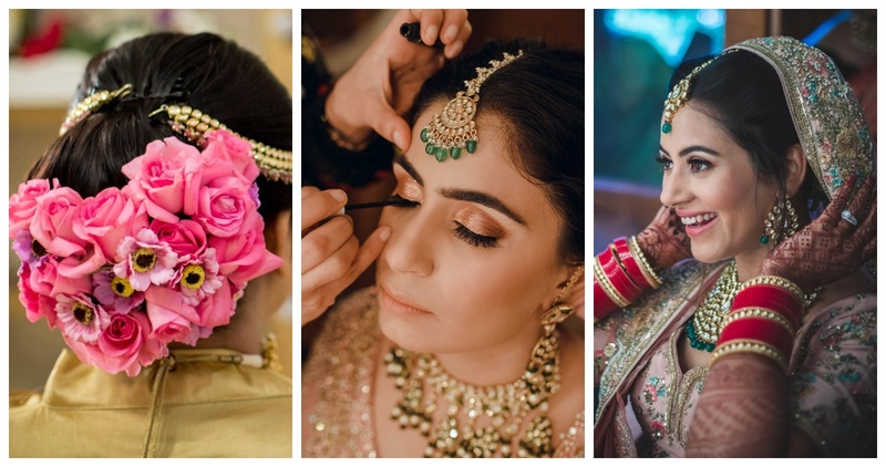 Misha Vig: Your Go-to-person for Flawless Bridal Makeup and Hairstyling