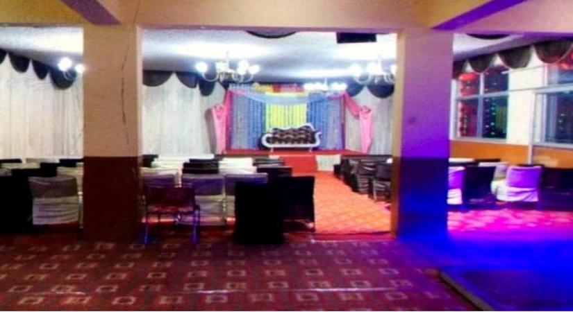Mohan Mandapam Sikandra Agra - Banquet Hall