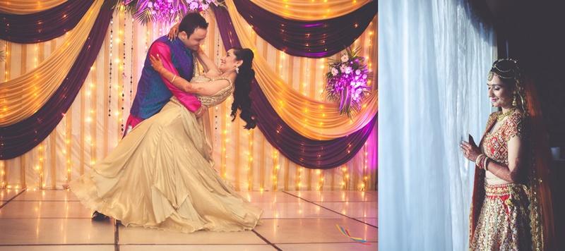 Puneet & Kriti Mumbai : Dreamy Beach Front Wedding with Inspirational Outfits