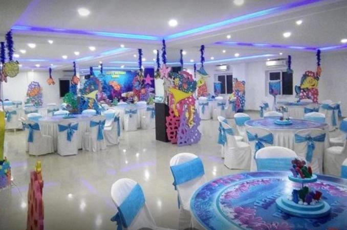 The Verda Prakyathi Yelahanka Bangalore - Banquet Hall
