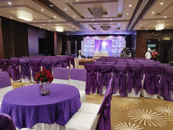 Comfort Hotel Vista Golf City Lucknow - Banquet Hall