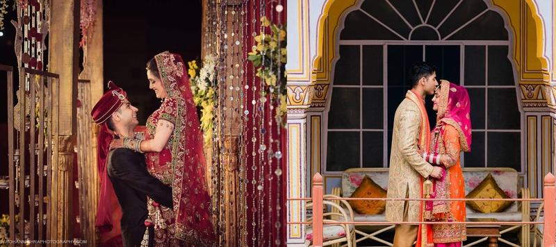Kunal  & Harneet Jaipur : An Exquisite Punjabi Marriage Ceremony Held at Diggi Palace, Jaipur