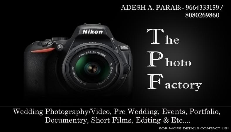 The Photo Factory | Mumbai | Photographer