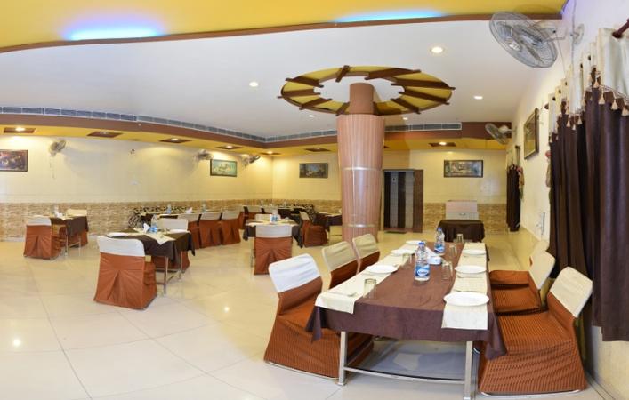 Hotel HK Continental Sharifpura Amritsar - Banquet Hall