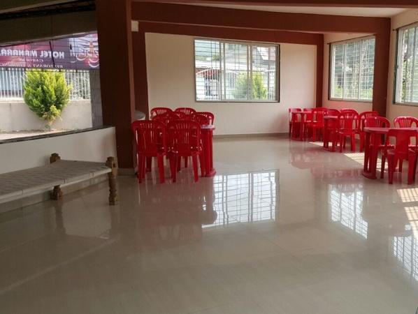 Hotel Maharaj Garden Restaurant And Lodge Sinhagad Road Pune - Banquet Hall