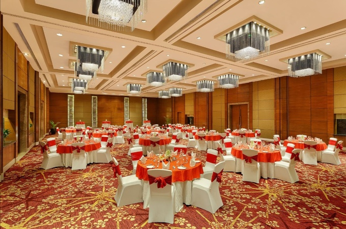 Crowne Plaza Sector 29 Gurugram - Banquet Hall