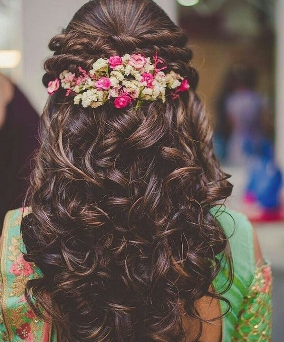 40 Gorgeous Bridal Hairstyles to slay your wedding look! , Blog