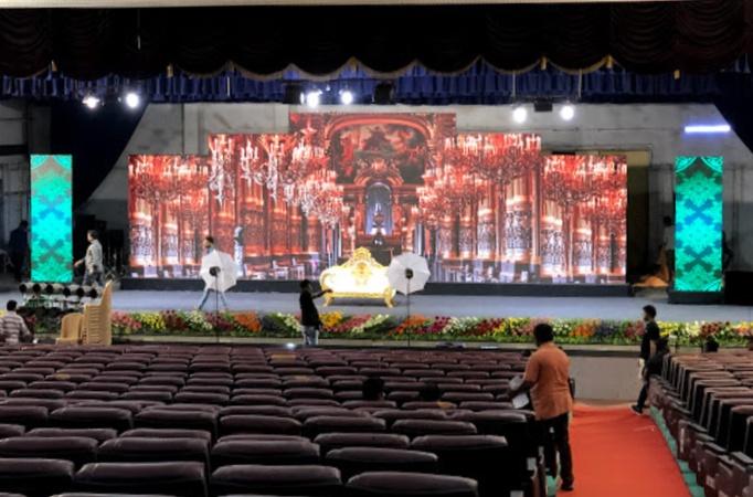 Kamaraj Memorial Hall Teynampet Chennai - Wedding Lawn