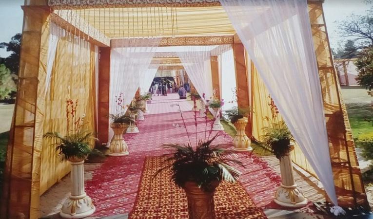 Mohini Vatika Gwalior Road Agra - Banquet Hall