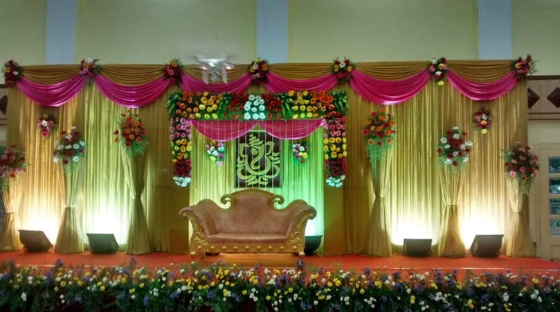 Sri Rani Mahal Kovilambakkam Chennai - Banquet Hall