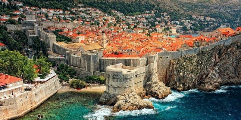 3. Dubrovnik, Croatia: