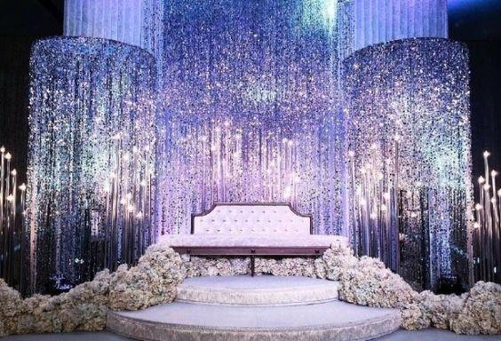 40 Best Wedding Reception Stage Decoration Ideas For 2018 Wedding Decor Wedding Blog