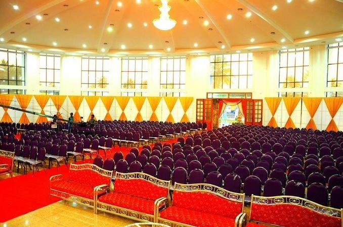 Golden Palace Convention Centre, Bannimantap, Mysore