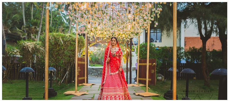 Sid & Upasana Kerala : A breathtaking wedding midst the backwaters of Kerala that made our jaws drop!