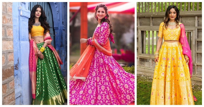 10 Beautiful Banarasi Outfits We've Fallen in Love With!
