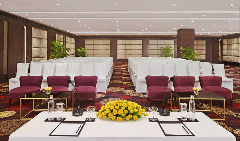 Radisson Hotel Agra Tajganj Agra - Banquet Hall