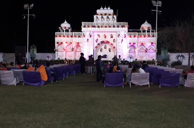 Lakshdeep Garden Mansarovar Jaipur - Banquet Hall