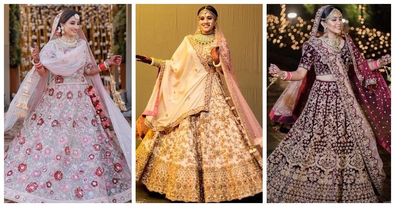 8 OPJL Brides who Dressed to Impress!