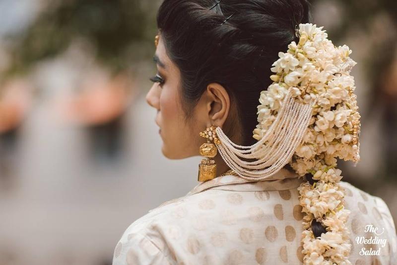 - The floral braid: