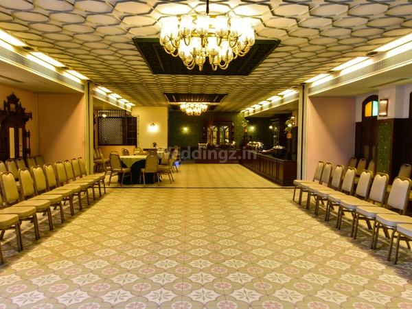 Mirch Masala Restaurant And Banquet Bodakdev Ahmedabad - Banquet Hall