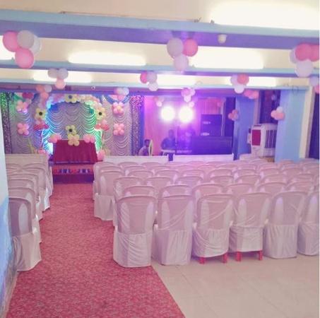 Balaji Vedant Mangal Karyalay Hall Nalasopara Mumbai - Banquet Hall
