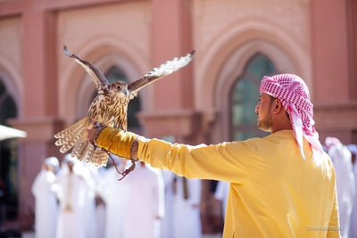 Arabic performer