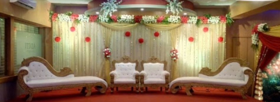 Aditi Banquet and Conference Hall Ameerpet Hyderabad - Banquet Hall