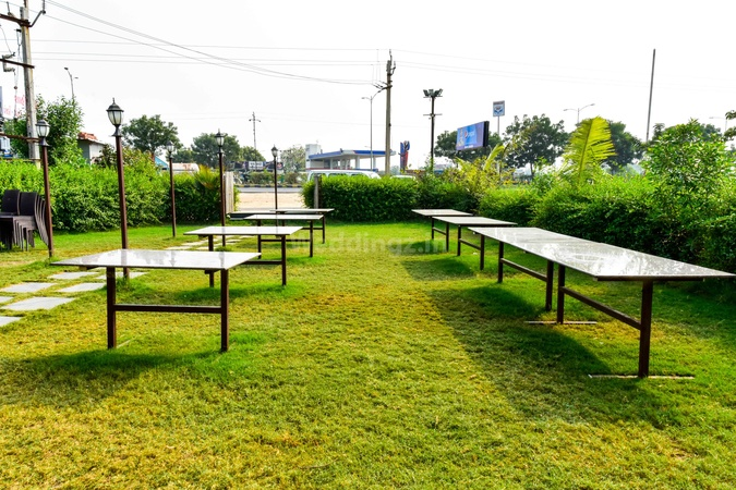 Shahi Chaska Garden And Restaurant Ognaj Ahmedabad - Wedding Lawn