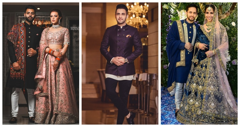 10 Dapper Groom Outfit Ideas for your Reception