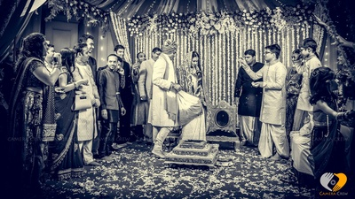 Vedi mandap decor ideas for wedding ceremonies