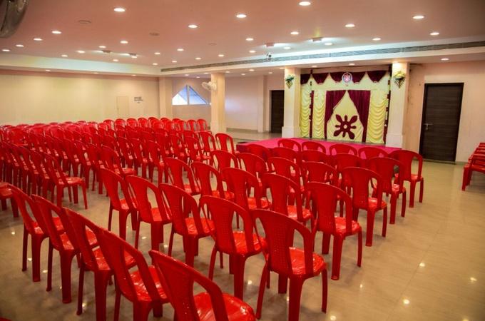 M A H Hall Choolai Chennai - Banquet Hall
