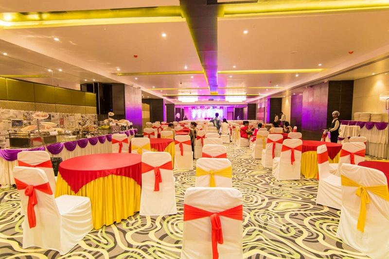 Banquet Halls in Mahanagar, Lucknow to Host an Amazing Wedding Ceremony