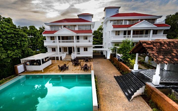 Casa Ahaana Vagator Goa - Banquet Hall