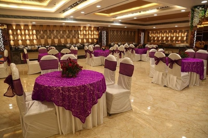 The Park Royal Banquets Subhash Nagar Delhi - Banquet Hall
