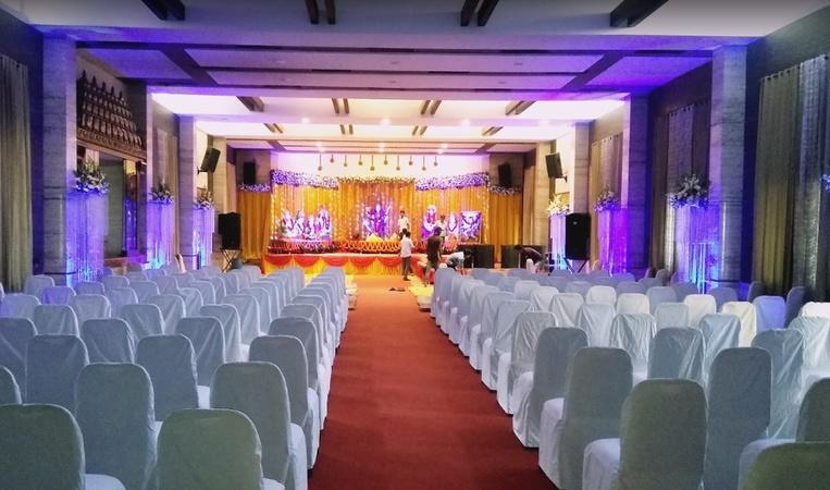 Shree Geetha Bhavan Trust Royapettah Chennai - Banquet Hall